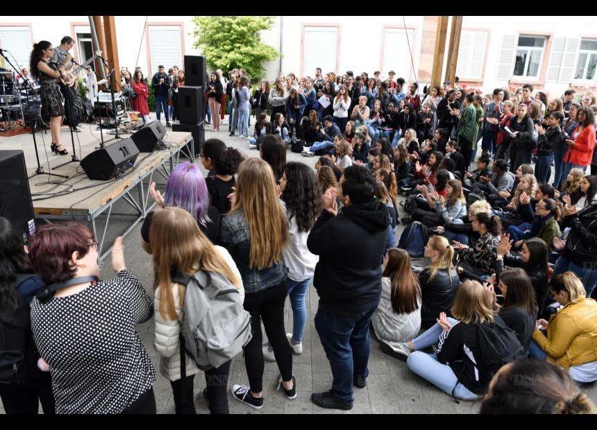 Strasbourg (67) : Un concert annulé à cause de la finale de la CAN