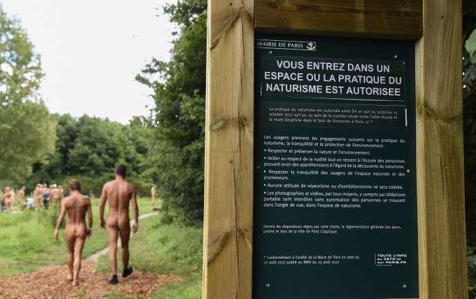 Les naturistes du bois de Vincennes en ont marre des « pervers dans les bosquets »