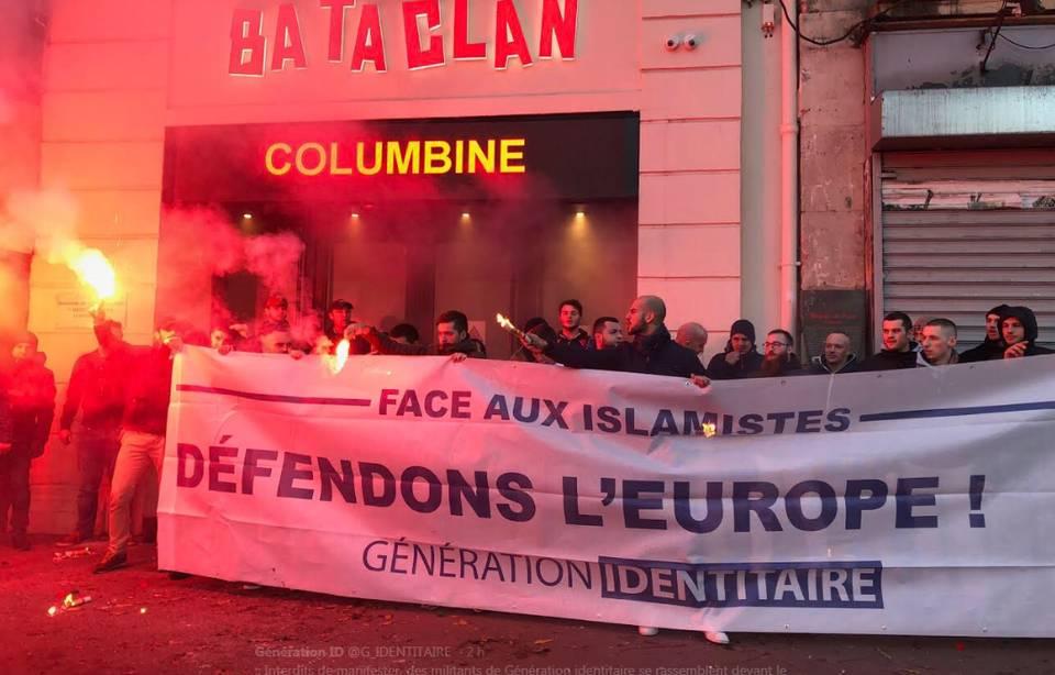 Manifestation contre l'islamisme : Génération Identitaire fait condamner l'État