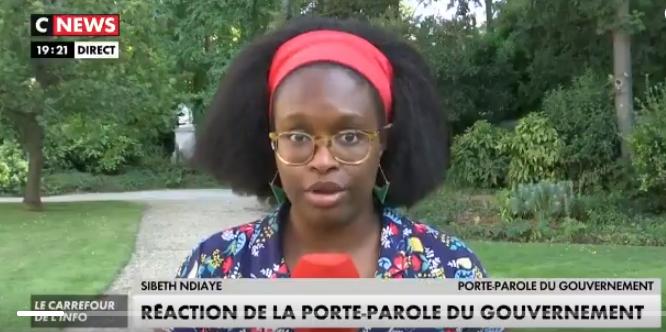 Sibeth Ndiaye : « Nos concitoyens ne mangent pas du homard tous les jours, bien souvent c'est plutôt des kebabs »