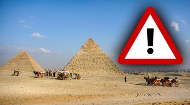 Égypte : British Airways et Lufthansa suspendent leurs vols vers Le Caire par crainte d'actes de terrorisme