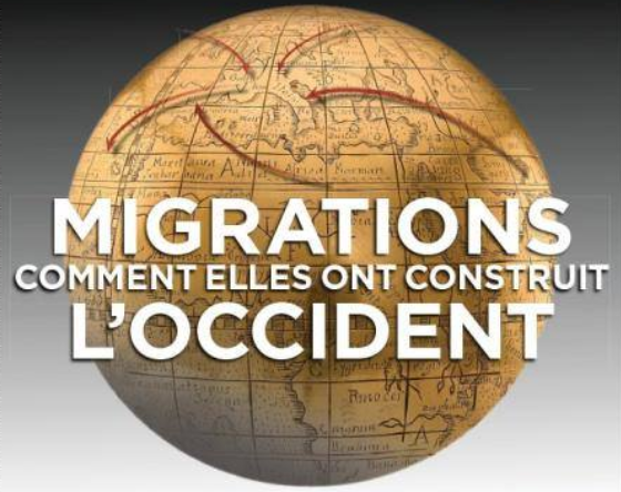 « Migrants : comment ils ont construit l'Occident » (Science & Vie)