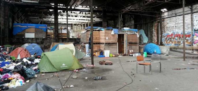 Bordeaux (33) : « Avec 200 migrants expulsés de squat qui ne sont pas encore relogés, on se dirige vers une catastrophe humanitaire »