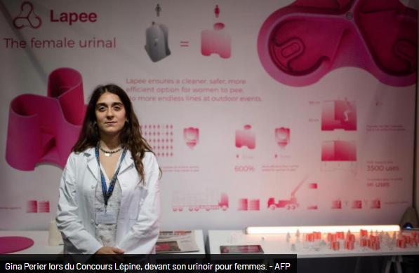 Sélestat (67) : les premiers urinoirs pour femmes débarquent en France