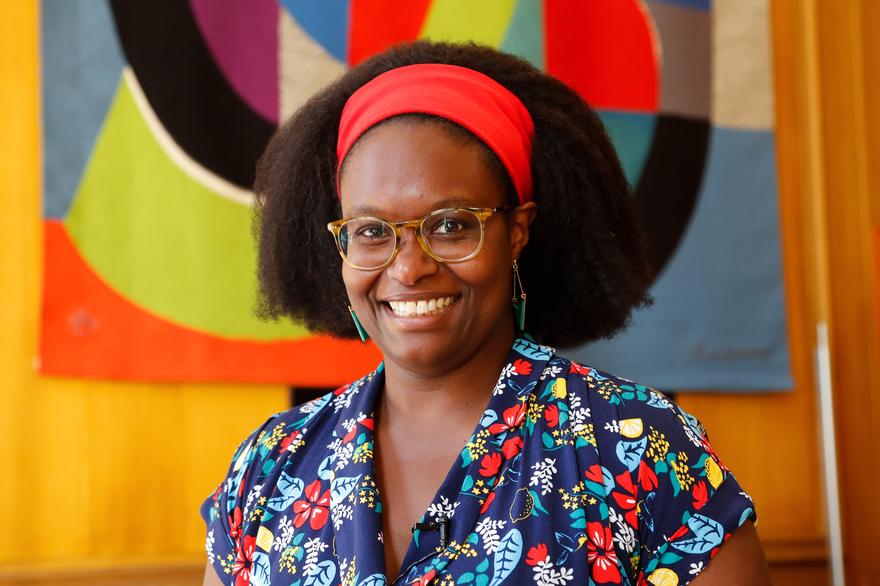 Sibeth Ndiaye explique à Nadine Morano ce qu'est le racisme