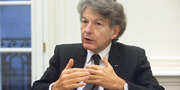Paris : l'ex-ministre Thierry Breton victime d'un violent cambriolage à son domicile