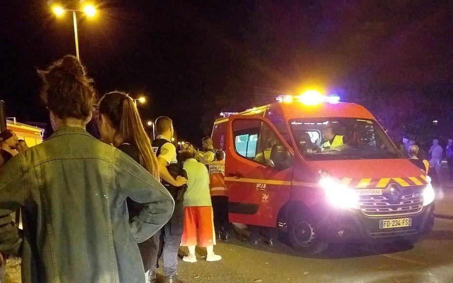 Montceau-les-Mines (71) : un jeune homme meurt dans un accident en fêtant la victoire de l'Algérie