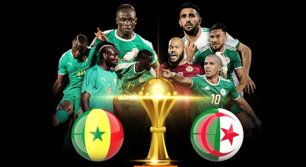 Sénégal-Algérie, une finale à fort accent français