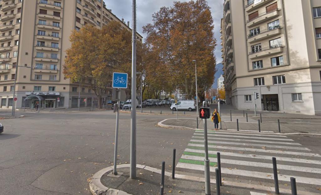 Grenoble : violente rixe entre une trentaine de jeunes, 4 Syriens pris à partie