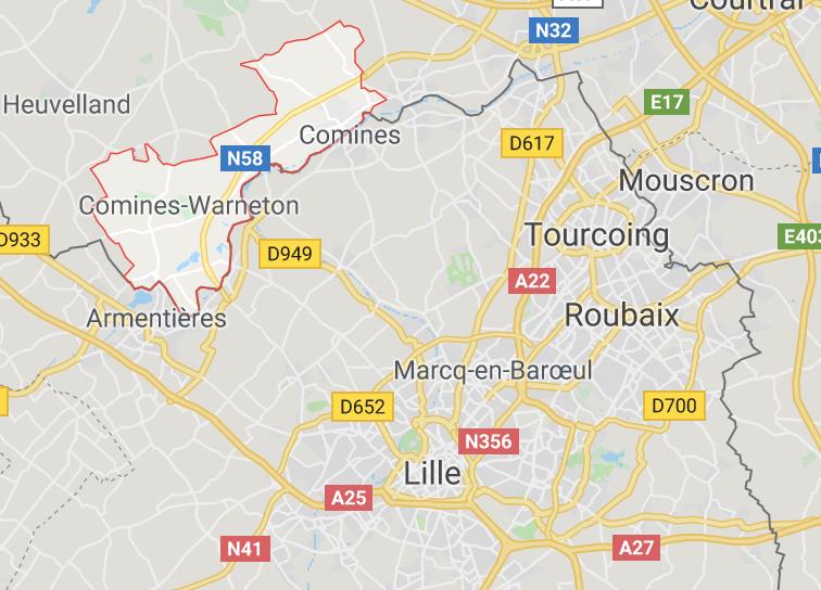 Comines (Belgique): un femme de 88 ans dépouillée à domicile, à deux reprises en 24 heures, par plusieurs hommes armés