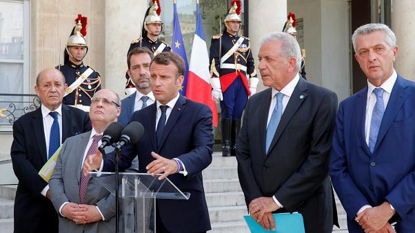 14 pays d'Europe solidaires pour se répartir les migrants : «La France fait partie des pays actifs»