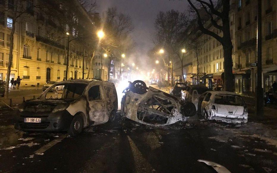 Paris. « Gilets jaunes » : le jour où les quartiers chics ont eu peur
