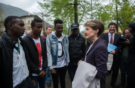 Genève : des migrants mineurs non accompagnés veulent que la Suisse les prenne en charge financièrement jusqu'à 25 ans