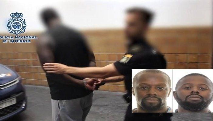 Espagne : deux criminels suédois arrêtés dans un centre commercial, ils figuraient parmi les fugitifs les plus recherchés de Suède