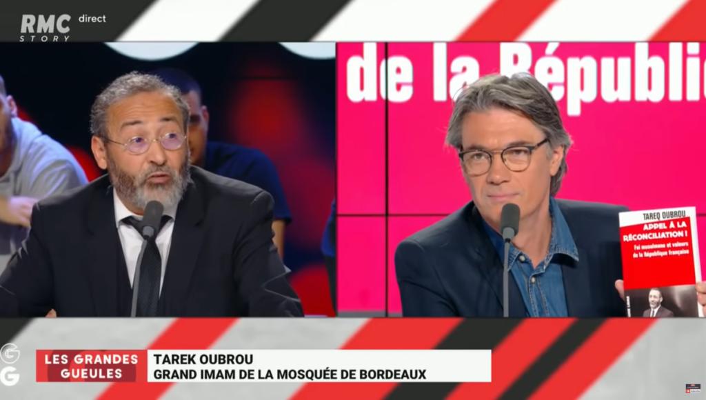 Mohamed Louizi accuse Tareq Oubrou de double discours dans un billet très étayé et dénonce la naïveté des gouvernants et des médias