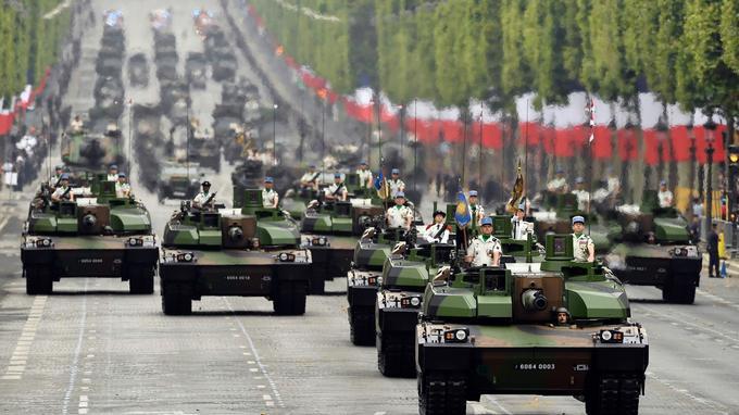 Les militaires et gendarmes de plus en plus séduits par l'extrême droite