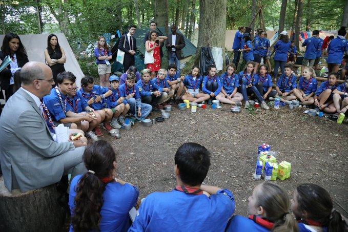 Rassemblement annuel des Scouts de France : Education pour tous, cause LGBT, environnement et égalité des chances au programme