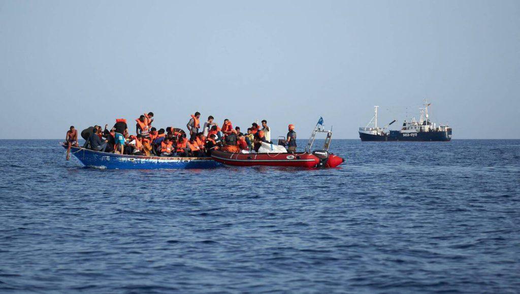 Méditerranée : Paris et Berlin veulent une «coalition de volontaires» s'engageant à se répartir systématiquement les migrants secourus par les ONG