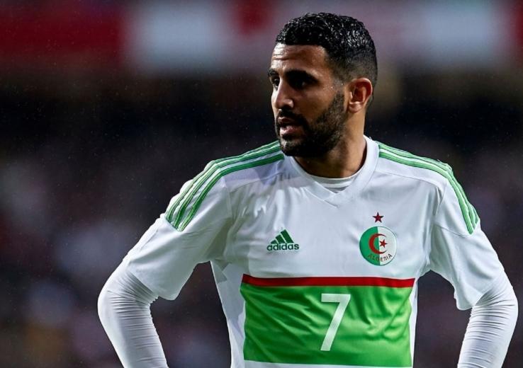 Foot : Riyad Mahrez, né à Sarcelles, «héros algérien et fierté marocaine»