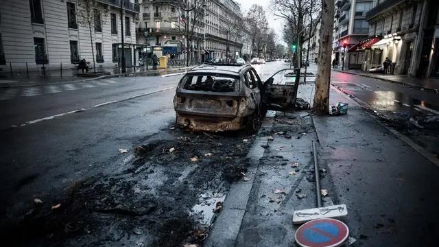 14 juillet / CAN 2019 : L'Intérieur ne donnera pas les chiffres des voitures brûlées