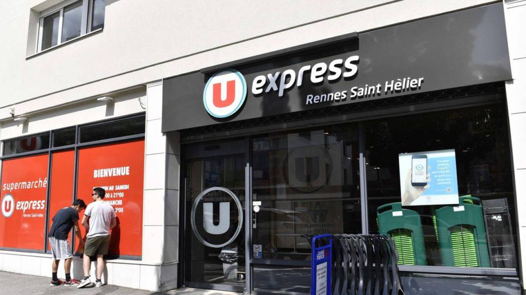 Rennes (35) : un individu brandit une hache dans un supermarché et sème la panique