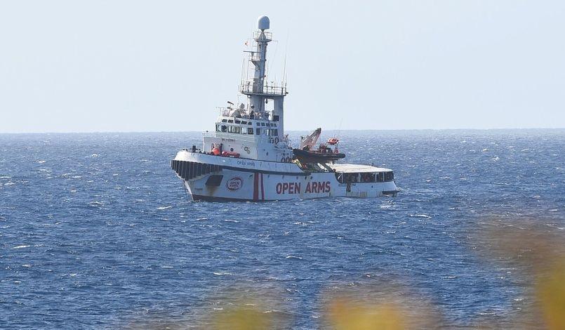 Méditerranée : la France accueillera une vingtaine de migrants de l'Open Arms (MàJ)