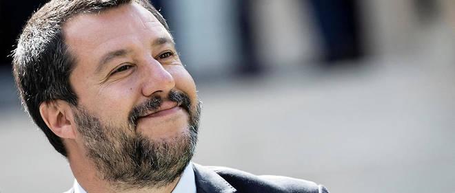 Salvini : «On me reproche d'être obsédé par l'immigration (…) Oui, je plaide coupable d'être obsédé par la sécurité des Italiens»