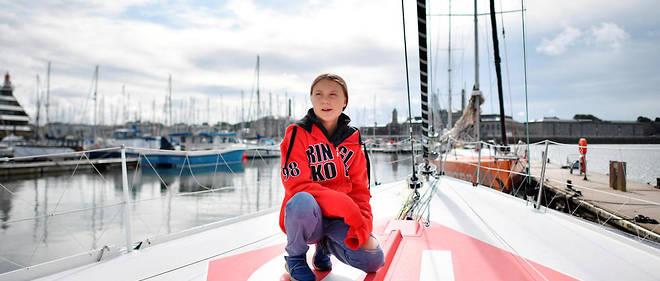La très polluante traversée de l'Atlantique de Greta Thunberg