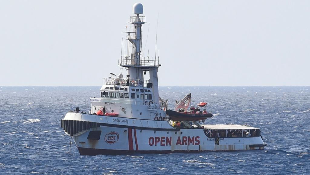 Italie : l'« Open Arms » et les migrants accélèrent la cassure de la coalition