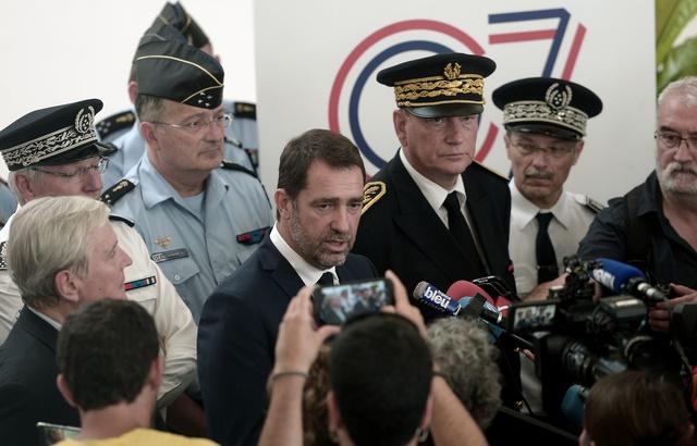 Biarritz (64) : un  dispositif de sécurité «extrêmement lourd» et «inédit» lors du sommet du G7