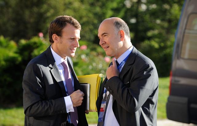 Pierre Moscovici va prendre la tête de la Cour des comptes