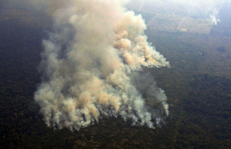 Martine Droulers (chercheuse émérite au CNRS) : «ces incendies en Amazonie ne sont pas nouveaux»