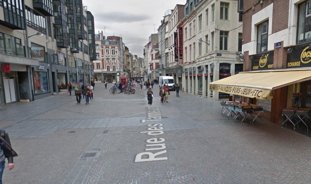 Lille : une femme saisie par les cheveux, traînée au sol et agressée sexuellement en plein centre ville
