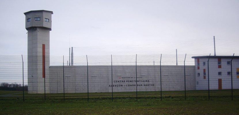 Téléphones fixes dans les cellules : les syndicats pénitentiaires de la prison de Condé-sur-Sarthe sont inquiets