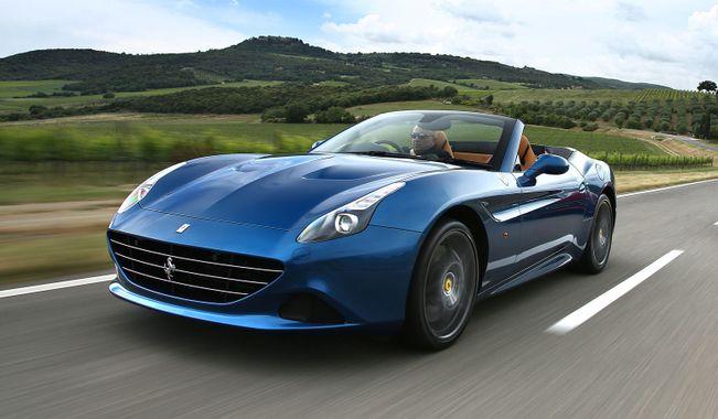 Villeurbanne : il vole la Ferrari des parents de sa petite copine