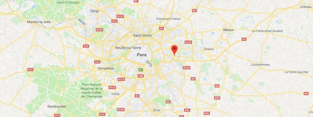 Noisy-le-Grand (93) : il tue un serveur car son sandwich n'a pas été préparé assez rapidement (MàJ : Arrestation de Bamba)
