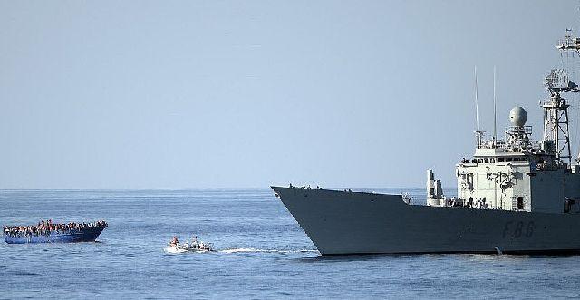 Migrants : Merkel demande le retour des sauvetages en mer organisés par l'Europe