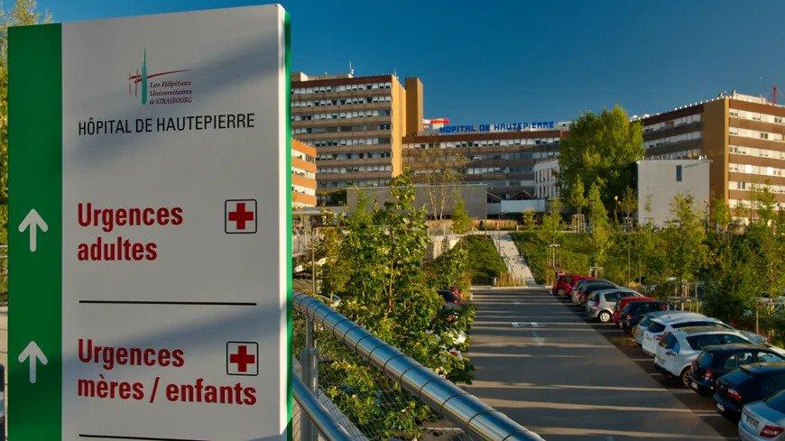 Strasbourg (67) : Agression ultraviolente aux urgences, un jeune homme a «explosé», 7 blessés parmi les soignants