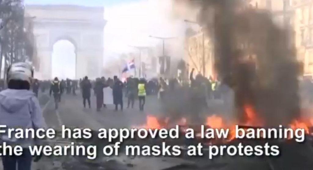Quand la télévision chinoise cite la France en exemple à suivre en matière de répression