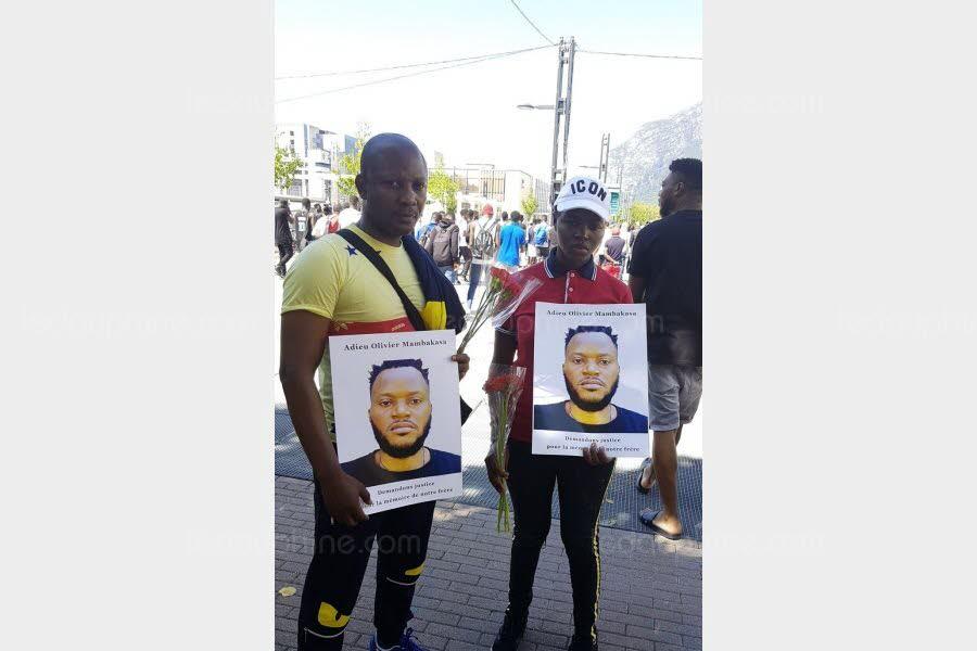 Grenoble : meurtre d'O. Mambakasa, la communauté congolaise évoque un crime raciste «commis par des maghrébins»