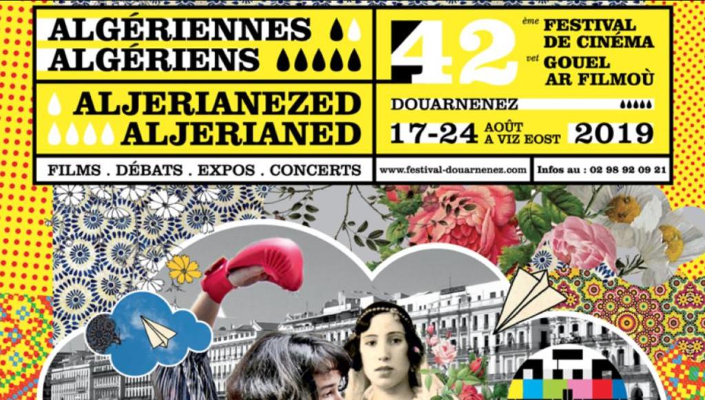 «Algériennes, Algériens»: l'année particulière du Festival de Douarnenez