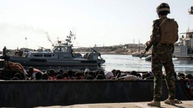 L'UE dénonce la mort par balle d'un migrant en Libye
