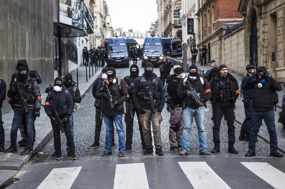 A Paris, la préfecture utilise un dispositif de la loi antiterroriste de 2017 face aux Gilets jaunes