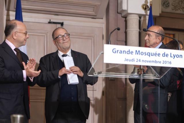 Lyon : l'Institut français de la civilisation musulmane inauguré jeudi