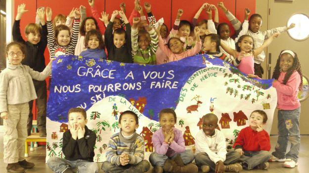 Inégaux dès le berceau en fonction de leurs origines, les enfants « vivent dans la même société mais pas dans le même monde »