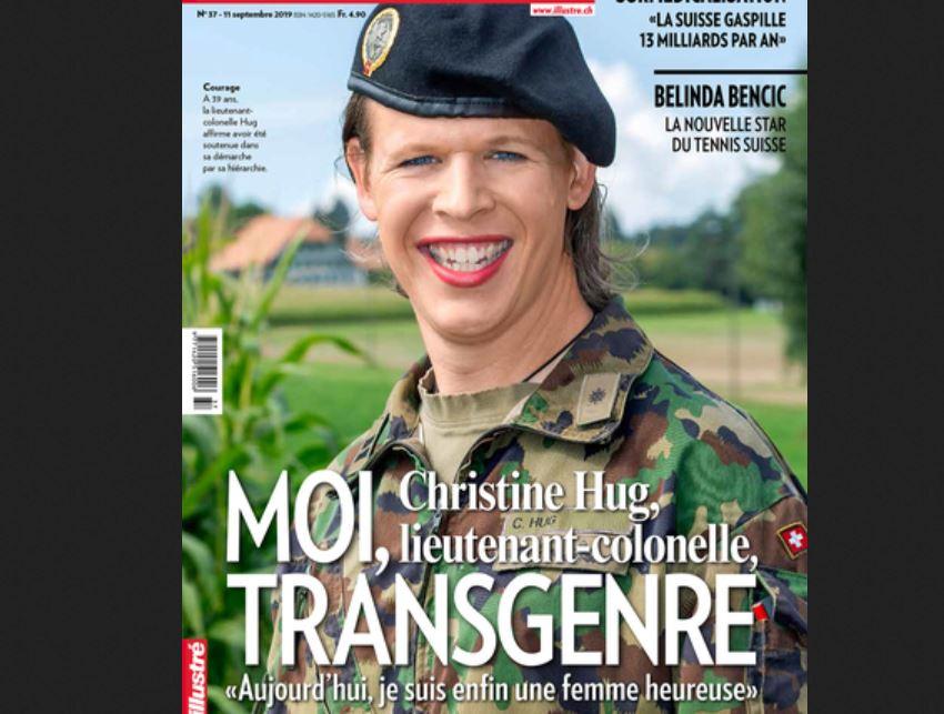 Suisse : une officière d'un nouveau genre à l'état-major général de l'armée