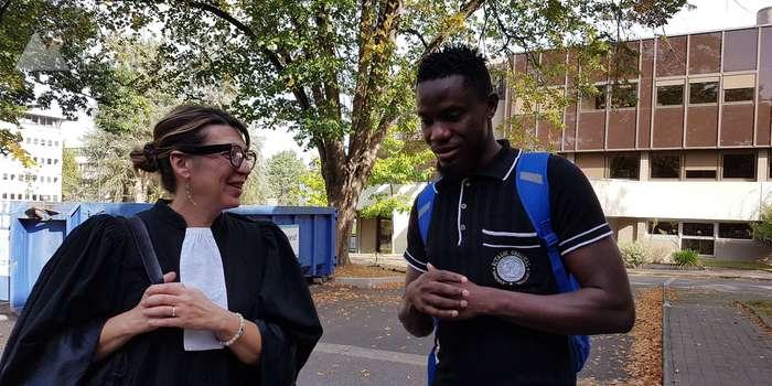 Pau (64) : Jerry, migrant menacé d'expulsion vers le Nigeria, doit prouver son homosexualité