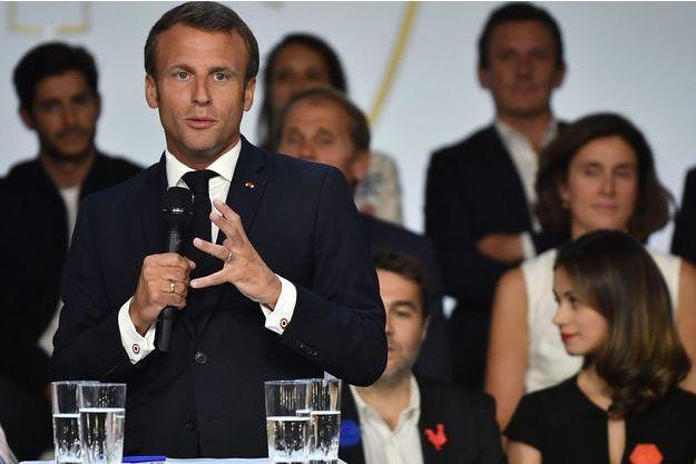 Immigration : Emmanuel Macron en terrain miné ?