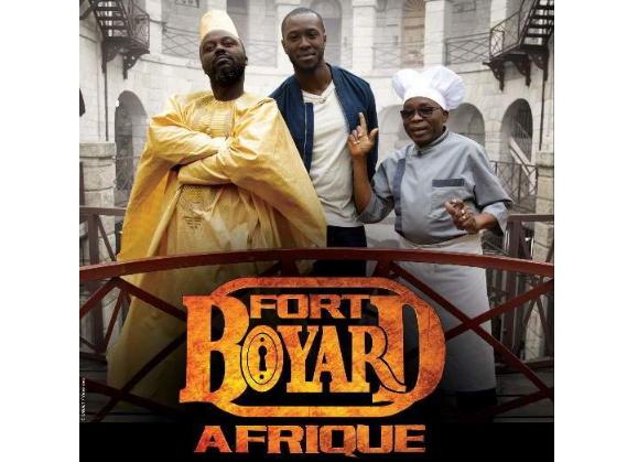 «Fort Boyard Afrique» : la première émission d'aventure africaine sur Canal +