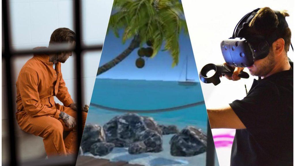Belgique : Voici la vidéo de réalité virtuelle censée soigner les détenus radicalisés